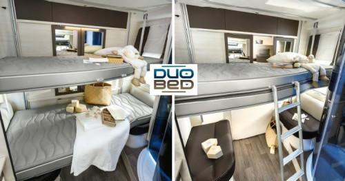 Już w październiku premiera modelu 716 Flash z systemem łóżek DUO-BED