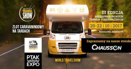 Transa-M na targach Camper&Caravan Show w Nadarzynie