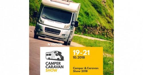 Chausson na targach Camper&Caravan Show w Nadarzynie