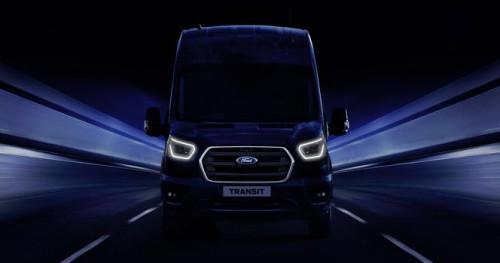 Nowy Ford Transit - premiera 2019!